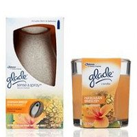 Print a coupon for $1 off any two Glade Products