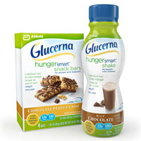 Save $1 on any one Glucerna Product