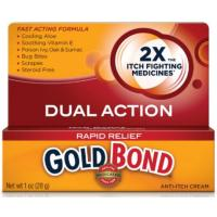 Print a coupon for $1 off one Gold Bond Lotion or Cream