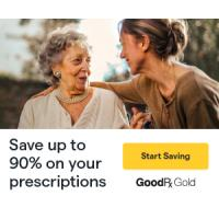 Get a 30 day free trial for GoodRx Gold - A monthly membership program with even more discounts on prescription drugs +