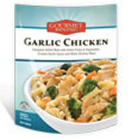 Save 50 cents on Gourmet Dining Chicken Stir Fry