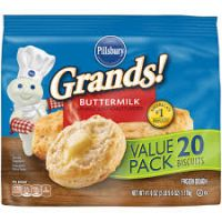 Print a coupon for $0.30 off one package of Pillsbury Refrigerated Grands! or Grands! Jr. Biscuits