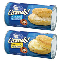 Print a coupon for $0.30 off one can of Pillsbury Crescent Dinner Rolls or Grands! Crescent Dinner Rolls