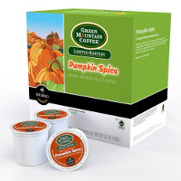 Save $1.50 on two Green Mountain Coffee Pumpkin Spice K-Cup Pods