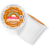 Save $1.50 on two Green Mountain Coffee The Original Donut Shop Sweet and Creamy Maple Cream Coffee K-Cup Pods