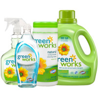 Save $0.50 on any Green Works products at your favorite supermarket