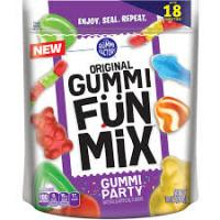 Print a coupon for $0.50 off one Original Gummy FunMix product
