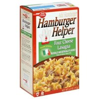 Save $0.80 on four boxes of Helper or Ultimate Helper Skillet Dishes