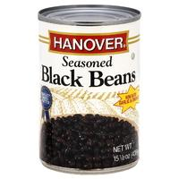Save $0.55 on two cans of Hanover Regular or Reduced Sodium Beans