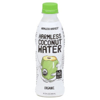 Print a coupon for $1.50 off one 8.75oz bottle of Harmless Harvest Coconut Water