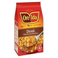 Save $1 on any two Ore-Ida  Frozen Potato product
