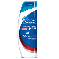 Print a coupon for $1 off any Head + Shoulders Old Spice product