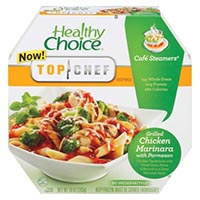 Save $2 on four Healthy Choice Cafe Steamers