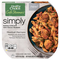 Save $1 on four Healthy Choice Cafe Steamers