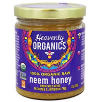 Print a coupon for $1 off a 12 oz. Jar of Heavenly Organics Honey
