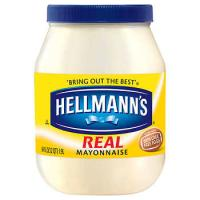 Print a coupon for $0.50 off Hellmann's Mayonnaise