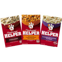 Save $0.75 on three Helper or Ultimate Helper Skillet Dishes