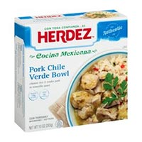 Save $0.75 on any Herdez Cocina Mexicana Bowl