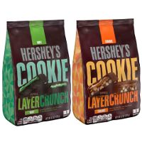 BOGO - Buy any pouch of Hershey's Cookie Layer Crunch Bars, get one free