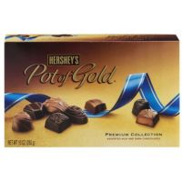 Print a coupon for $1 off one Hershey's Pot of Gold Chocolates