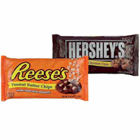 Save $0.50 on a bag of Hershey's, Reese's or Heath Baking Chips