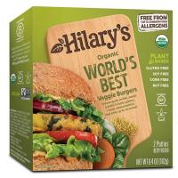 Print a coupon for $1 off one Hilary's Frozen Veggie Burger, Meatless Sausage, Veggie Bites or Whole Grain Medleys