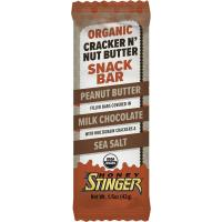 BOGO - Print a coupon for Buy One Honey Stinger Cracker N' Nut Butter Snack Bar and Get One Free