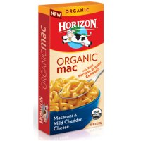Save $1 on three boxes of Horizon Mac and Cheese