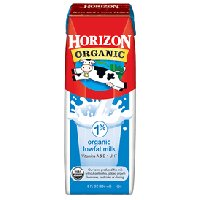 Save $1 on Six Horizon Milk Boxes