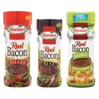 Print a coupon for $1 off one Hormel Bacon Toppings product
