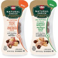 Print a coupon for $1 off any Hormel Natural Choice Snack