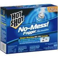 Save $2 on Hot Shot No-Mess! Fogger and get control of unwanted pests!