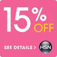 Get 15% off from Home Shopping Network - HSN.com