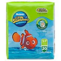 Print a coupon for $2 off one pack of Huggies Little Swimmers Disposable Swimpants