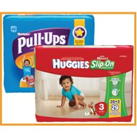 Save $2.25 on Huggies Pull-Ups