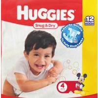 Save $1.50 on Huggies Snug and Dry Diapers