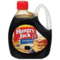 Save $0.55 on Hungry Jack Syrup