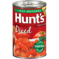 BOGO - Buy Three Hunt's Canned Tomatoes and Get One Free
