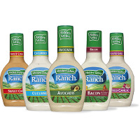 Save $1 on any bottle of Hidden Valley Ranch Dressing