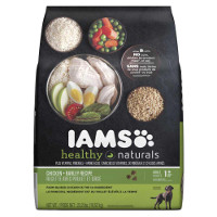 Print a coupon for $1 off IAMS Dry Dog Food