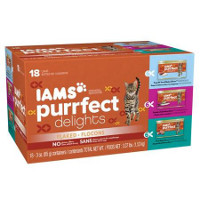 Save $2 on any multipack of IAMS Canned Cat Food