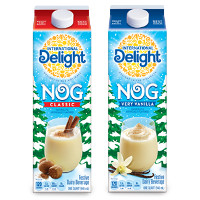 Save $0.55 on any carton of International Delight Nog