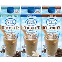Save $0.50 on an International Delight Iced Coffee or Chai Tea Latte