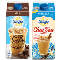 Save $0.80 on one International Delight Iced Coffee or Chai Tea Latte