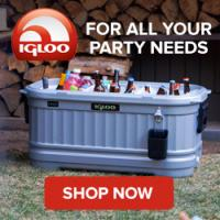 Get free domestic shipping on your next Igloo order at igloocoolers.com
