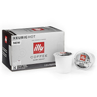 Print a coupon for $1.50 off one 10-count box of illy K-Cup Pods