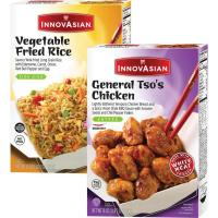 Print a coupon for $2.50 off two InnovAsian Cuisine Entrees or Rice Sides