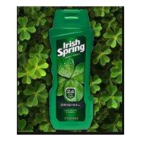 Save $2 on Irish Spring Signature for Men Body Wash