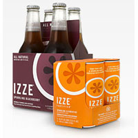 Save $1 on any 4-pack of IZZE Sparkling Juice