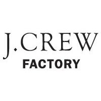 Get 20% back on your card at J.Crew Factory Stores